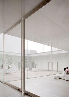 21st Century Museum of Contemporary Art, Kanazawa. Photo by Daijirou Okada.