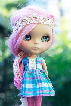 Blythe blythe-in-pink
