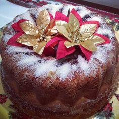 Xmas Brazilian Cake by Cozinha da Janita - http://cozinhadajanita.blogspot.com.br/