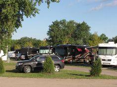 Osh Vegas Palms RV Park- Oshkosh, WI- PA Rate: $22.50 Reg Rate: $45.00 Passport America Campgrounds