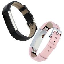 20% discount - black or pink leather band for fitbit alta from axeprice on eBay. http://goo.gl/0hRUxK
