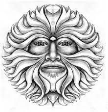 Image result for simple green man