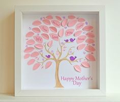 """Maybe for mom for mother's day...but put """"Momma"""" in place of """"Mom"""" and do the grandkids' names."""