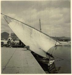 """Sa Riba, Eivissa"", any 1932 - Foto: Reynaldo Luza Ibiza Formentera, Sailing Ships, Opera House, Boat, Building, Travel, Pictures, Dinghy, Viajes"