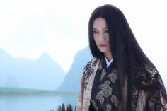"""One of the very first scenes of Sha Qian Mo from """"The Journey of Flower""""."""