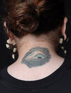 Tool Eye- by Graham Fisher of Hot Rod Tattoo in Blacksburg, VA