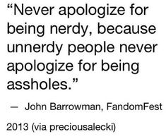 John Barrowman saves the day, again! Love that man!
