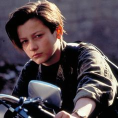 Edward Furlong as John Connor from T2: Judgement Day. I wish they had cast him as John Connor in the rest of the Terminator movies.