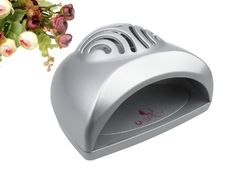 *Promotion*USpicy SEASHELL Portable Mini Fan Cute Size Handy Manicure Nail Dryer/Blower for Drying Nail Polish & Acrylic Nail(Silver) by USpicy. $12.99. Color?Silver. Battery Operated or DC Adaptor, Portable. Dimension: approx. 12cmW x 12.4cmL X 8cmD. Brand new in retail package (Individual Packing). Ideal for drying nail Polish, Acrylic Nail. USpicy™ - Fashion Meets Technology   USpicy™ was created by a very simple goal - to provide high quality health and beauty products a...