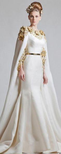 Krikor Jabotian Wedding Dresses — Chapter One Collection