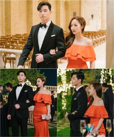 Park Seo Joon and Park Min Young Radiate Couple Vibes in New Why Secretary Kim Drama Stills Lee Tae Hwan, Park Seo Joon, Drama Funny, Weightlifting Fairy Kim Bok Joo, Park Min Young, Idole, People Fall In Love, Romance, How To Look Classy