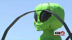 Thousands of people are expected to show up in early July to embrace all things alien and paranormal as the 2018 UFO Festival kicks off. New Mexico Usa, Ufo, Places To Visit, Fine Art, Visual Arts