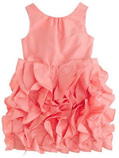 Girls' silk taffeta Lyla dress on shopstyle.com