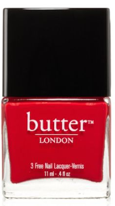 Red Butter nail polish