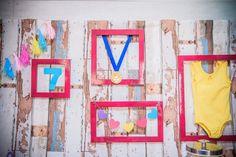 Festa Ginastas | Macetes de Mãe Gymnastics Birthday, Birthday Parties, Up, Frame, Party, Alice, Anna, Home Decor, Gymnastics Party