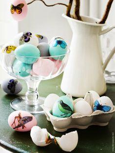 Poppytalk: 8 Fresh + Pretty Ways to Decorate Easter Eggs