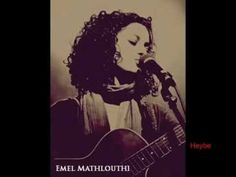 Emel MATHLOUTHİ - Bir şarkının beş mevsimi