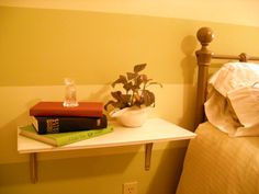 1000 Images About Bedside Table Alternatives On Pinterest