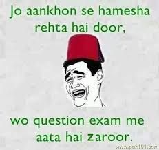 Image result for exam result jokes Exam Quotes Funny, Exams Funny, Funny Qoutes, Jokes Quotes, Memes, Desi Quotes, School Memories, Childhood Memories, Exam Results
