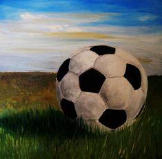 Soccer Ball by Kylen Johnson