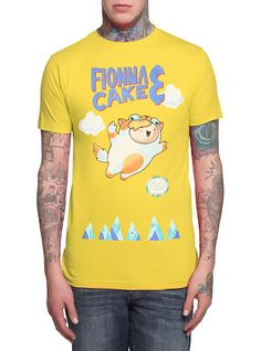 84500ee78c Adventure Time Super Fionna And Cake T-Shirt