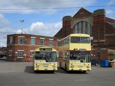 May Final Day of Abbey Park Road Bus Depot, Leicester Life In The Uk, Bus Coach, Holiday Places, Republic Of Ireland, Busses, Leicester, Public Transport, Coaches, Foxes