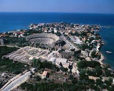 Side - Antalya - Turkey