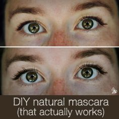 Diy Natural Mascara That Actually Works The Ultimate Beauty Guide