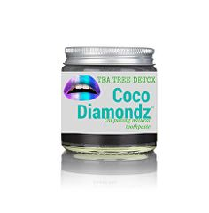 Tea Tree Coconut Oil Natural Toothpaste