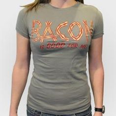 i need this shirt!!! People have so many misconceptions of animal fat!