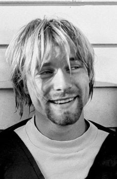 People should take things rock stars say with a grain of salt because there's no one in rock and roll right now who's a relevant example of a spokesperson for anything.  -Kurt Cobain