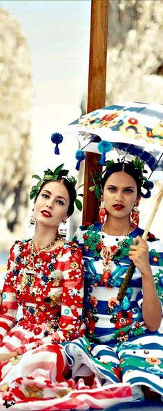 Color fashion Glam                                                          La Canzone Del Mare