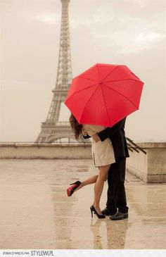 Red | Umbrella