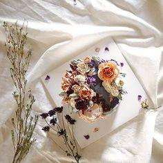스윙케이크 앙금플라워-  빈티지함이 묻어나는 맛있고 건강한 떡케이크 입니다:) #플라워케이크 #앙금플라워 #flowercake #ricecake #swingcake #떡케잌ㅡ