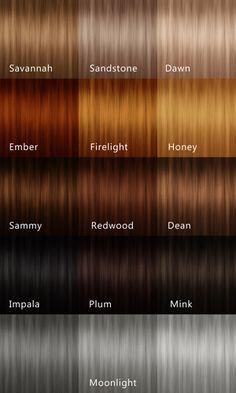 ¿Cuál es el color de cabello adecuado para ti? Impala, Dean, Sammy...faltan Cass y Crowley.