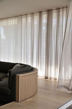 (RFP)Brighton 6 by Pleysier Perkins and InForm Design Bespoke Furniture, Furniture Decor, Bathroom Interior Design, Interior Design Living Room, Contemporary Architecture, Interior Architecture, Commercial Design, Brighton, Design Projects