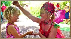 Fairy Sandie and Ladybird Entertainment are now one of the most popular Children's Entertainment businesses in Perth, Western Australia. Fairy Sandie and her troupe of performers love entertaining children at birthday parties, festivals, shopping centres, corporate functions or any chosen event.    We have all types of fairies, pirates, elves and more - even big cuddly mascots such as a dragon, a rabbit and a Santa.