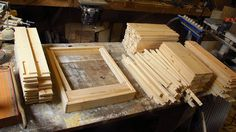 Over the years, talented beekeepers have contributed to Honey Bee Suite in various ways. Today, I posted professional woodworking plans for beekeepers.