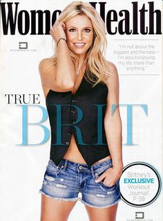 Britney Spears Is Looking Nothing Like Britney Spears On 'Women's Health' Magazine Cover Mississippi, Taylor Swift, Britney Spears Pictures, Womens Health Magazine, Britney Jean, Star Wars, Tahiti, Miley Cyrus, Celebrity Style