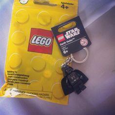 Lego Starwars keychain