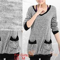 cute slouchy sweater