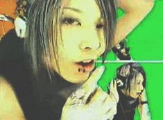 Aesthetic Japan, Aesthetic Gif, Aesthetic Fashion, Aesthetic Pictures, Visual Kei, Look At The Moon, Dir En Grey, We Will Rock You, Evanescence