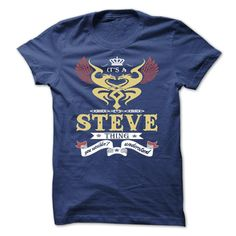 its a STEVE Thing You Wouldnt Understand  - T Shirt, Hoodie, Hoodies, Year,Name, Birthday