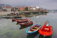 Diez pueblos deliciosos de la costa española COMBARRO PONTEVEDRA ESPAÑA