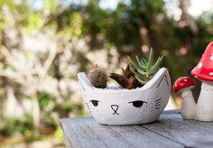 Tutorial on making clay pots by Misszali blog