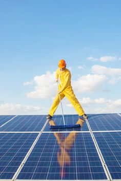Cleaning your is the number one way to maximize the energy your panels produce. Get a professional with the right equipment & training needed for this task. Best Solar Panels, Perth, Solar Power, Cleaning Hacks, Training, Number, Outdoor Decor, Solar Energy, Work Outs