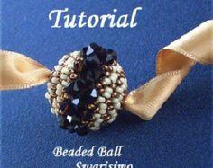 TUTORIAL Beaded Swarisimo - Bead pattern