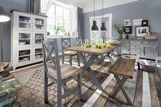 Krásný originální celomasivní nábytek v rustikálním stylu, využitelnost solitérů jak v obývacím pokoji, tak v jídelně. Outdoor Decor, Home Decor, Decoration Home, Room Decor, Home Interior Design, Home Decoration, Interior Design