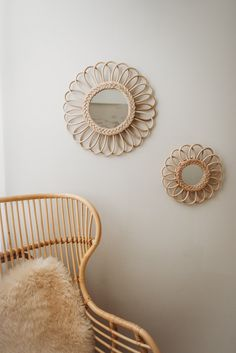 This rattan flower mirror is a beautiful statement piece that will add a special touch to any room. Handmade in Indonesia, these mirrors will have some minor imperfections which makes every piece unique. Flower Mirror, Wicker Mirror, Best Vacuum, Australian Homes, Wool Carpet, Large Flowers, Soft Furnishings, Sale Items, Rattan