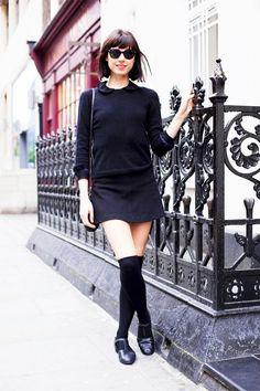 mod fashion street style